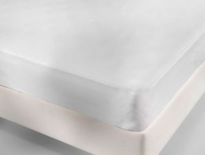 Κάλυμμα Στρώματος Αδιάβροχο (180×200) Hotel Jersay Με Φάσα