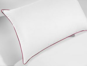 Μαξιλάρι Ύπνου (50×70) Hotel Μαλακό 100%Βαμβάκι Περκάλι 850gr/m2