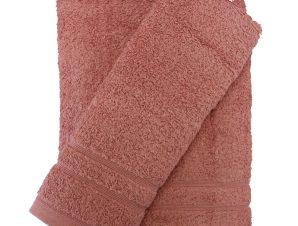 Πετσέτα Προσώπου 50×90εκ. 500gr/m2 Sena Σάπιο Μήλο 24home (Ύφασμα: Βαμβάκι 100%, Χρώμα: Ροζ) – 24home.gr – 24-sena-sapio-milo-tmx-2