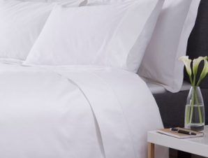 Μαξιλαροθήκη Oxford 55×75εκ. 70% Βαμβάκι-30% Polyester 200TC Polycotton Premium Line (Ύφασμα: Cotton 70% – Polyester 30%, Χρώμα: Λευκό) – OEM – 5201847007282