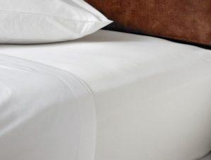 Παπλωματοθήκη 170×250εκ. 50% Βαμβάκι-50% Polyester 170TC Polycotton Classic Line (Ύφασμα: 50%Cotton-50%Polyester, Χρώμα: Λευκό) – OEM – 5201847007742