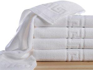 Πετσέτα 50×95εκ. 500gr/m2 Μαίανδρος – OEM – 5201847111859