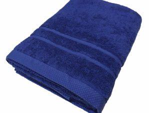 Πετσέτα Πισίνας 80×145εκ. 600gr/m2 Pool Luxury Line Blue (Ύφασμα: Βαμβάκι 100%, Χρώμα: Μπλε) – OEM – 5201847550009-3