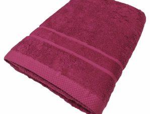 Πετσέτα Πισίνας 80×145εκ. 600gr/m2 Pool Luxury Line Cherry (Ύφασμα: Βαμβάκι 100%) – OEM – 5201847550009-7