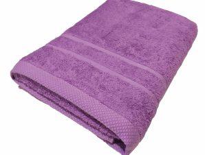 Πετσέτα Πισίνας 80×145εκ. 600gr/m2 Pool Luxury Line Lilac (Ύφασμα: Βαμβάκι 100%, Χρώμα: Λιλά) – OEM – 5201847550009-9