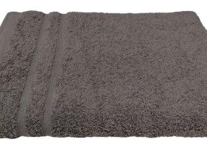 Πετσέτα Πισίνας 75×145εκ. 500gr/m2 Pool Standard Line Grey (Ύφασμα: Βαμβάκι 100%, Χρώμα: Γκρι) – OEM – 5201847311198-1