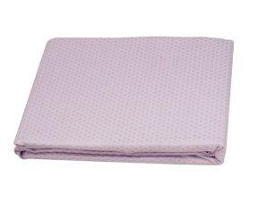 Κουβέρτα Πικέ 170×245εκ. Sanforized Lilac (Ύφασμα: Βαμβάκι 100%, Χρώμα: Λιλά) – OEM – 5201847000800-2